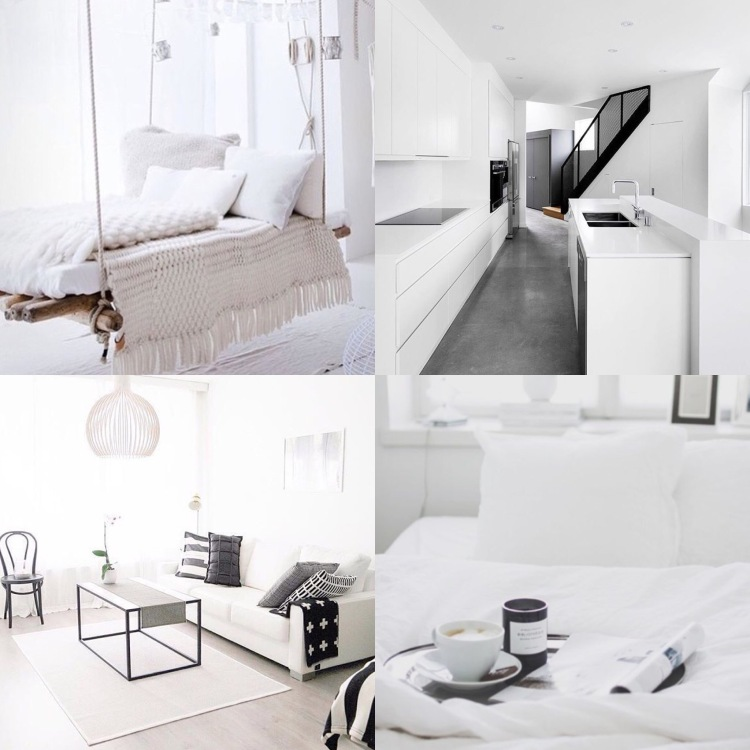 All white 2